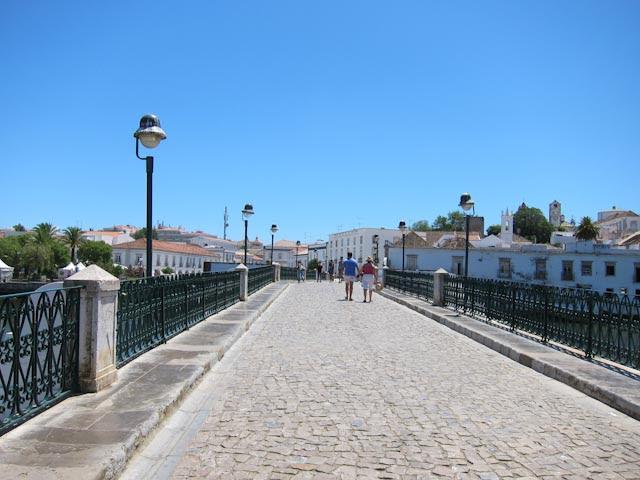 Puente Romano de Tavira