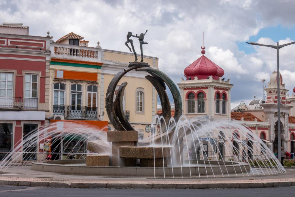 Loulé - Algarve. Playas, mercados, castillo y hoteles